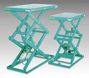 tables élévatrices
